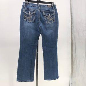 Earl Jeans Jeans - 😍 Earl jean blue jeans bling back pockets 8P